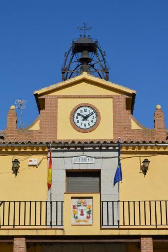 Ayuntamiento, detalle