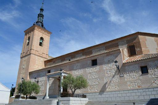 Iglesia de Sta. María Magdalena, exterior