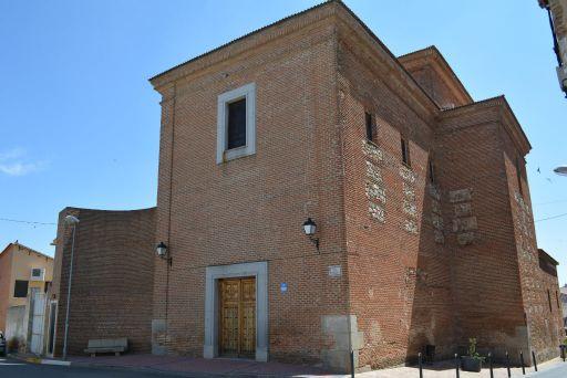 Convento de las religiosas Bernardas, Exterior