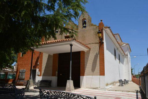 Ermita de Nuestra Señora de la Salud, Exterior