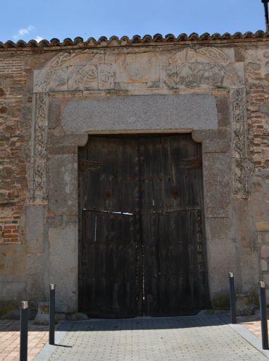 Portal del palacio