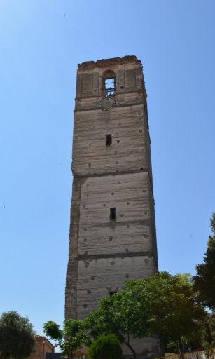 Ruinas de San Andrés, Torre Mocha