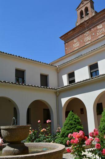 Convento de las religiosas Bernardas, claustro