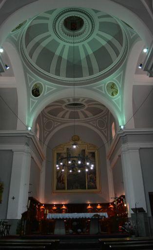 Convento de las religiosas Bernardas, Interior