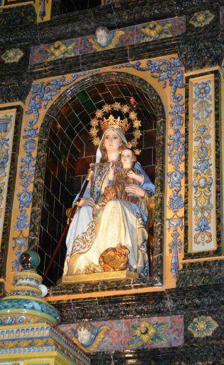 Virgen del Castillo
