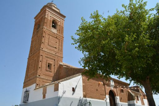 Ermita de San Blas, exterior