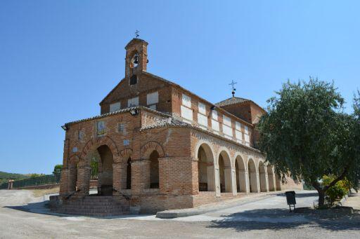 Ermita de Ntra. Sra. de la Antigua y  San Illán, exterior
