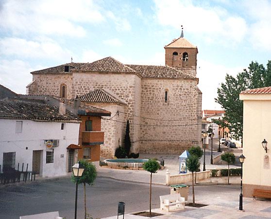 Iglesia parroquial de Nuestra Señora de la Asunción, conjunto