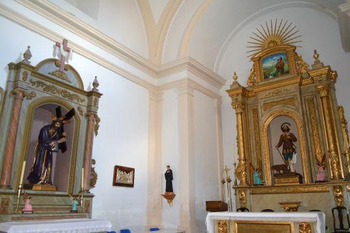 Iglesia parroquial de Nuestra Señora de la Asunción, capilla