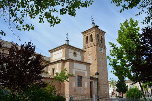 Iglesia San Felipe y Santiago el menor