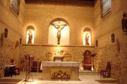 Iglesia San Felipe y Santiago el menor, Interior