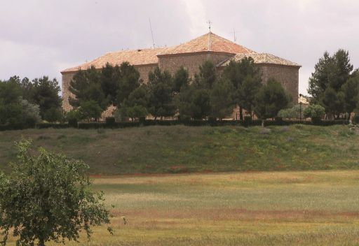 Ermita de la Virgen de la Muela, exterior