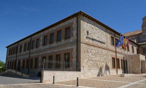 Convento de Capuchinos, Ayuntamiento