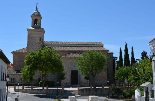 Iglesia Parroquial de Ntra. Sra. de la Asunción, exterior