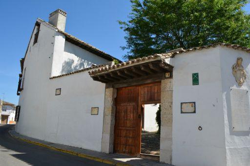 Casa Museo Cervantes, fachada