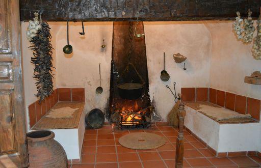 Casa Museo Cervantes, Cocina