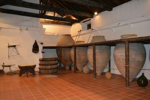 Casa Museo Cervantes,  Bodega