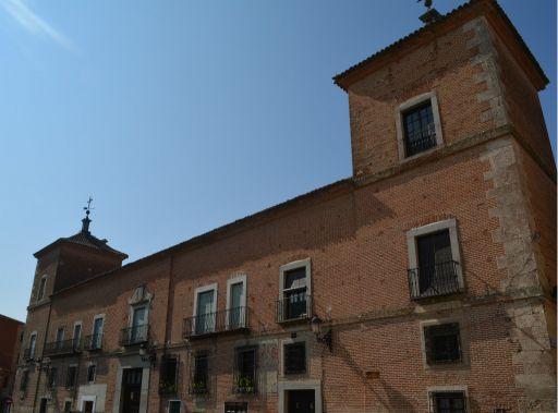 Palacio de los Condes de Fuensalida