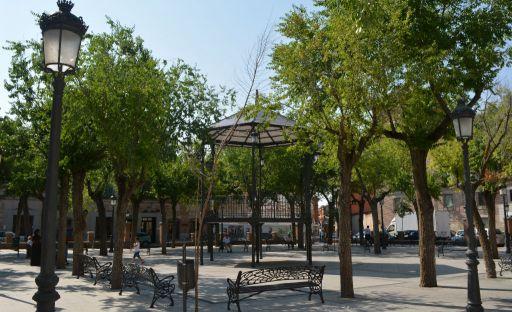 Plaza Generalísimo