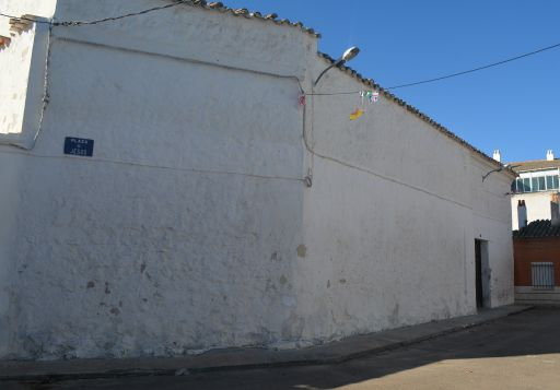 Ermita de Nuestro Padre Jesus y antigua sinagoga