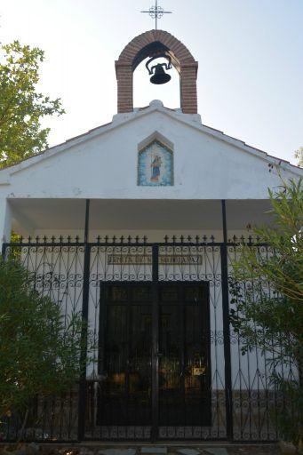 Ermita de la Virgen de la Paz, detalle