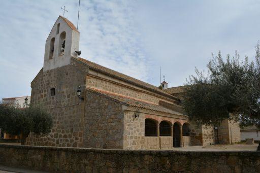 Iglesia parroquial de San Ildefonso