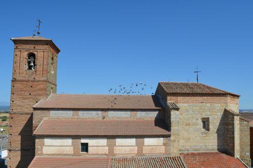 Iglesia parroquial de San Bartolomé, exterior