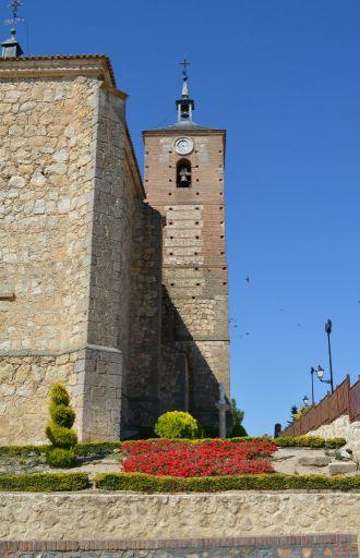Iglesia de San Juan Bautista, torre