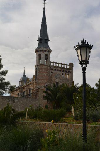 Ermita de Nuestra Señora del Rosario de los Pastores, entorno