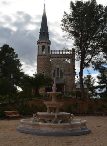 Ermita de Nuestra Señora del Rosario de los Pastores, otra vista