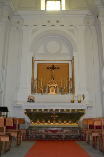 Iglesia parroquial de San Nicolás de Bari, capilla