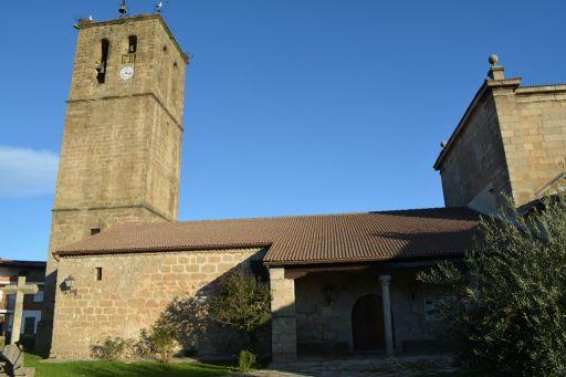 Iglesia de Sta. María de la Oliva