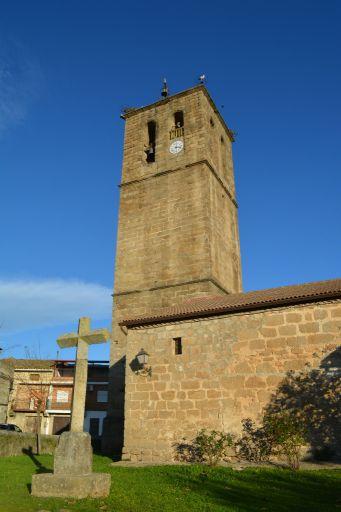 Iglesia de Sta. María de la Oliva, torre