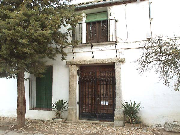 Ayuntamiento-Casa del Sr. Alcalde