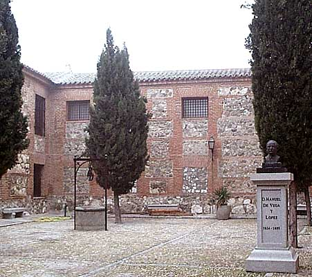 Santuario de la Caridad, edificio museo (a)