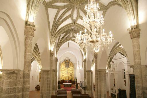 Iglesia parroquial de la Asunción, bóveda