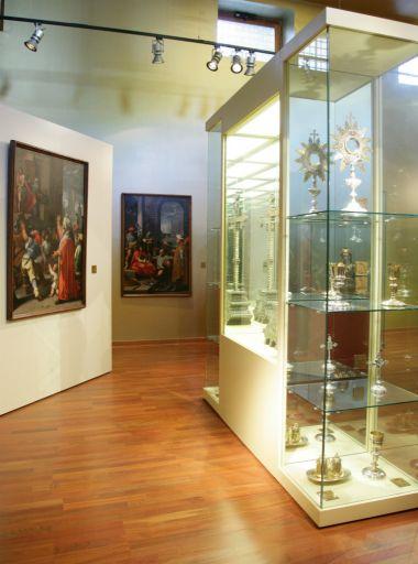 Museo de la Caridad Reina, 1