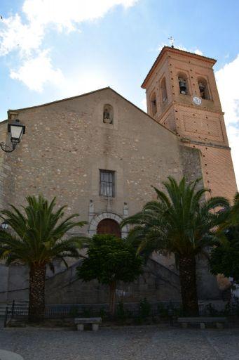 Iglesia parroquial Santa María Magdalena