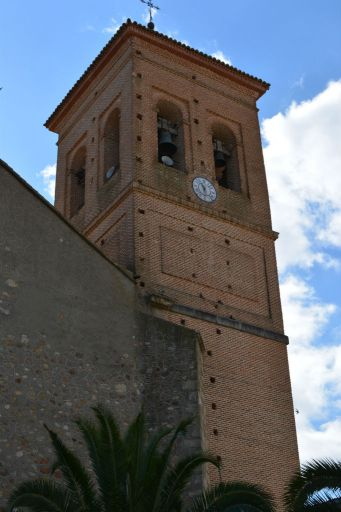 Iglesia parroquial Santa María Magdalena, torre