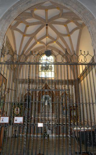 Iglesia Parroquial San Martín Obispo de Lillo, capilla Nuestra Señora de la Esperanza