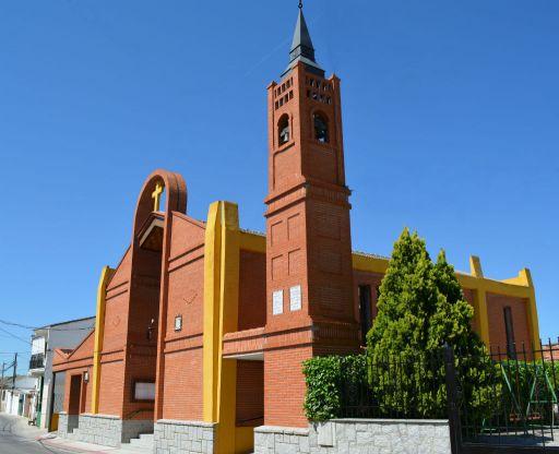 Ermita del Santísimo Cristo de la Veracruz, exterior