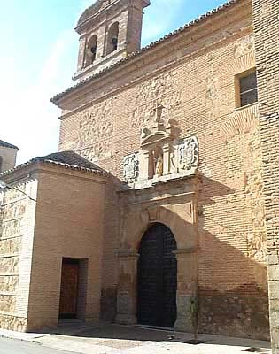 Convento de Santa Ana, Clarisas