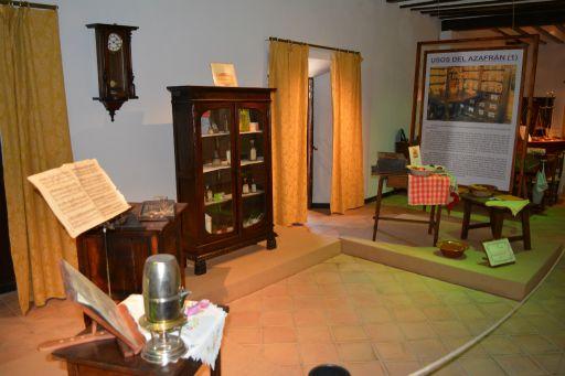Museo del Azafrán y Etnográfico (c)