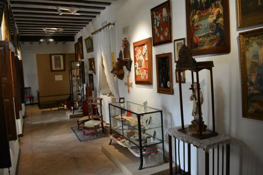 Museo del Azafrán y Etnográfico (d)