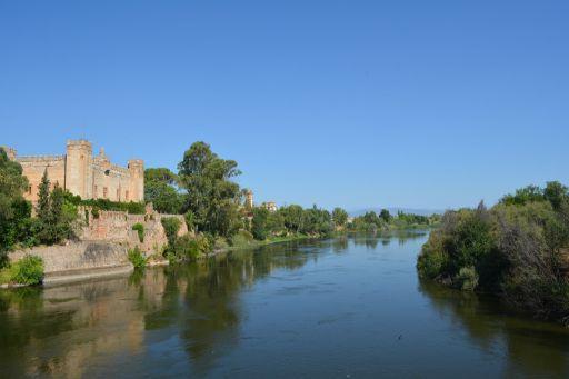 Castillo, vista panorámica
