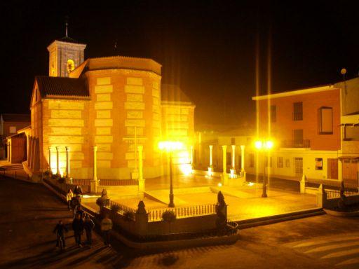 Iglesia parroquial de San Juan Bautista
