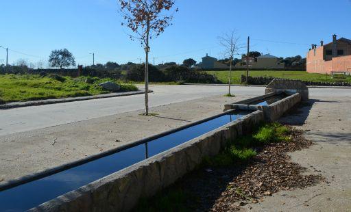 Fuente-abrevadero del casco urbano