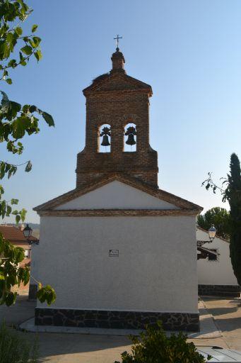 Iglesia Parroquial de San Sebastian, torre