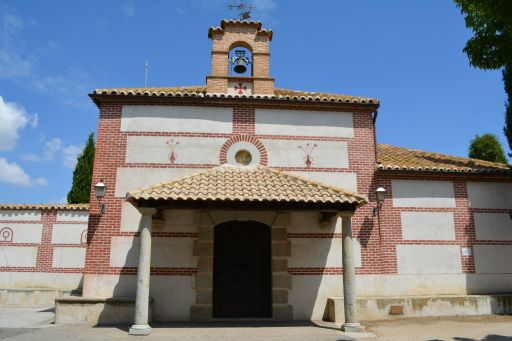 Ermita de San Sebastián, Patrón del pueblo