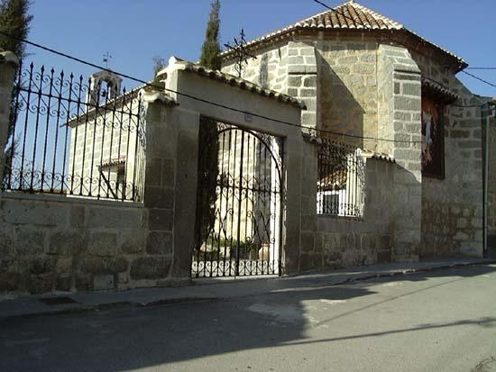 Ermita Ntra Sra de la Salud, fachada